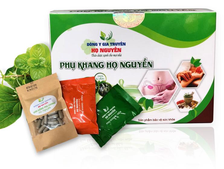 Phụ khang họ Nguyễn